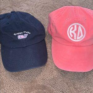 Bundle of 2 Hats